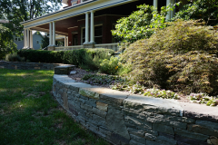 Bluestone Garden Walls and Patio in Moorestown, NJ (4)