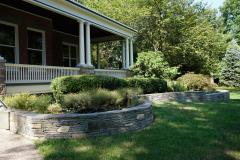 Bluestone Garden Walls and Patio in Moorestown, NJ (5)