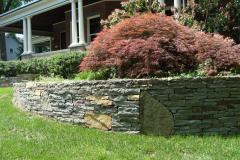 Bluestone Garden Walls and Patio in Moorestown, NJ (6)