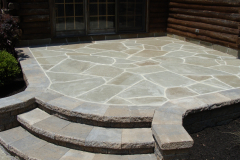 Bluestone Patio in Westampton, NJ (2)