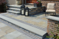 Bluestone Step and Entrance in Mt. Laurel, NJ (2)