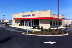 Commercial Landscape for Bank of America in Marlton, NJ (3)