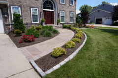 Front and Rear Landscaping in Hainsport (1)