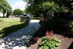 Front and Rear Landscaping in Hainsport (6)