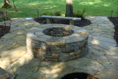 Hardscaping and Firepit in Mt. Laurel, NJ (1)
