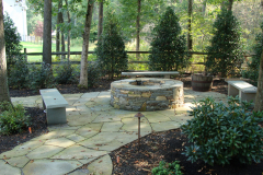 Hardscaping and Firepit in Mt. Laurel, NJ (10)
