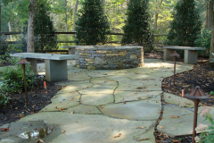 Hardscaping and Firepit in Mt. Laurel, NJ (9)