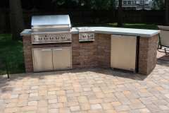 Pool Patio and Grilling Station in Westampton, NJ (3)