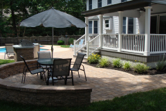 Pool Patio and Grilling Station in Westampton, NJ (5)