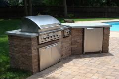 Pool Patio and Grilling Station in Westampton, NJ (7)