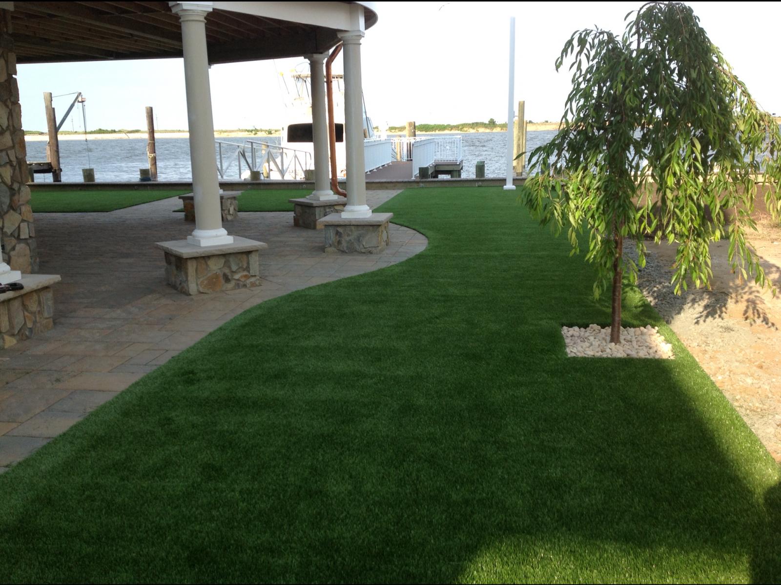 sls landscaping lumberton nj synthetic turf installation