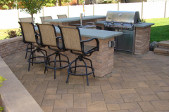 Terraced Patio and Kitchen in Mt. Laurel, NJ (2)