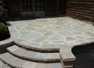 Bluestone Patio in Westampton, NJ