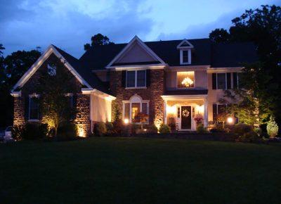 Low Voltage Landscape Lighting in Mt. Laurel, NJ
