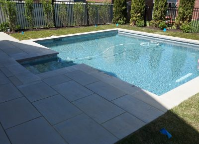 Custom Swimming Pool in Haddon Township, NJ