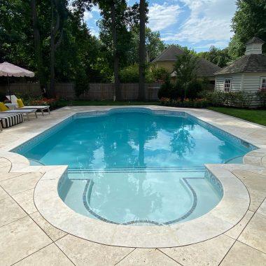 Custom Swimming Pool in Moorestown, NJ